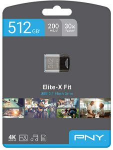 PNY-512GB-Elite-X-Fit-USB-3.1-package