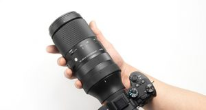 Sigma-100-400mm-F5-6.3-DG-DN-OS-C-on-camera