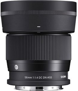Sigma-56mm-f1.4-DC-DN-Contemporary–L-mount