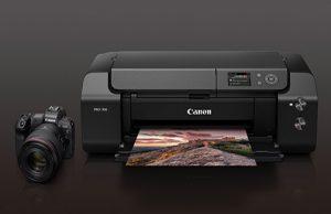 Canon-imagePrograf-Pro-300-w-camera
