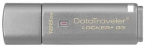Kingston DataTraveler- 128GB Locker-plus-G3