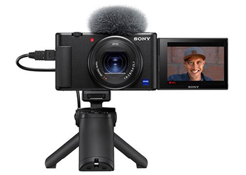 Sony-Imaging-Edge-cam-WebZV-1_SGR1_ON_Tripod