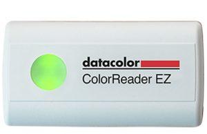 Datacolor-ColorReaderEZ_TopView_Green