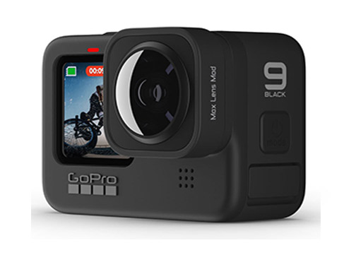 15th Rudy Awards GoPro subscribers GoPro-Hero9-Black-w-Max-Mod-Lens