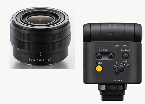 SOny-HVL-F28RM-FE-28-60mm-f4-4