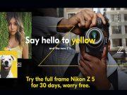 Nikon-Z-5-Yellow