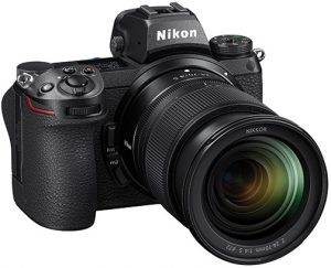 tipa world awards 2021 full frame mirrorless cameras Z 6II firmware 1.10 Nikon-Z-6II_24-70_4-right