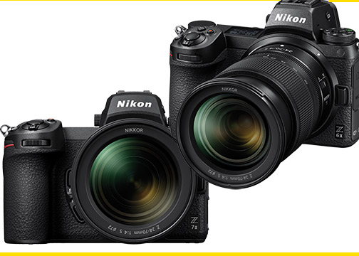 Nikon-Z-7II-Z-6II-Flash