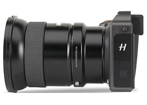 Hasselblad-HCD-24mm-Lens-w-XH-Converter-0,8-ON-X1D-II-50C