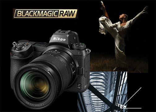 Nikon-Blackmagic-RAW