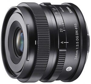 Sigma I series Sigma-24mm-F3.5-DG-DN-_-Contemporary-side