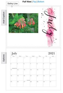 promotional calendars Vistaprint-Classic-Calendar