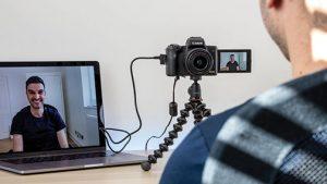 Redefine the Limits Canon-EOS-Webcam-Utility-eos-m50-kit-lifestyle