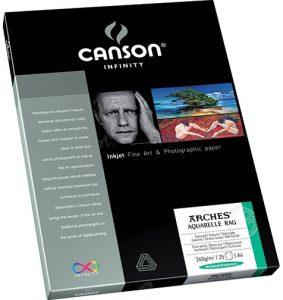 Arches digital fine art Canson-Infinity-Arches-Aquarelle-Rag