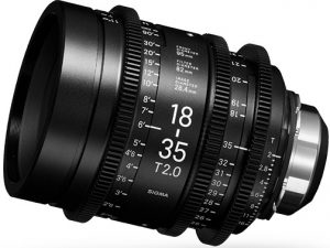 Sigma-18-35mm-T2 specialized cine lenses