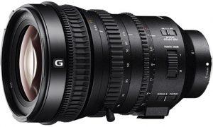 Sony-E-PZ-18-110mm-f4-G-OSS specialized cine lenses