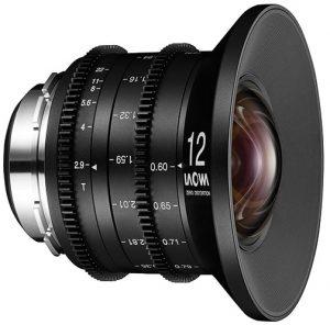 specialized cine lenses Venus-Optics-Laowa-12mm-T2.9-Zero-D