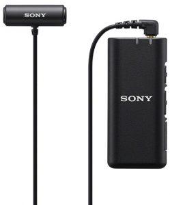 Sony-ECM-W2BT_ECM-LV1_without_Windscreen
