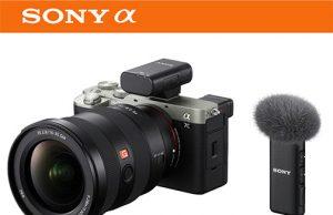 Sony-Vlogging-Mics-on-camera