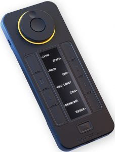 Xencelabs Technologies -Quick-Keys-Remote