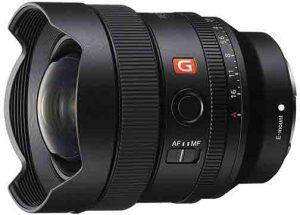 Sony-FE-14mm-F1.8-left