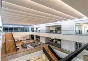 The Bay Area-based new ZEISS Innovation Center is designed to pr