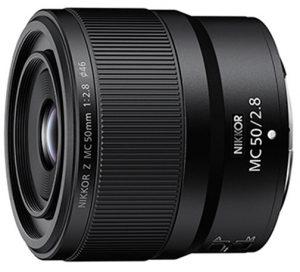 Nikon Nikkor Z MC 105mm f/2.8 VR S Nikon-Nikkor-Z-MC-50mm-f2.8
