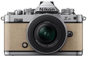 Nikon-Z-fc-_beige.front