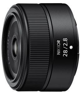 lens road map Nikon Nikkor Z 28mm f/2.8 Nikkor Z