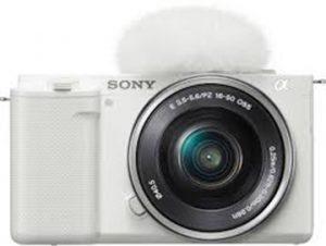 Sony-ZV-E10–white-front