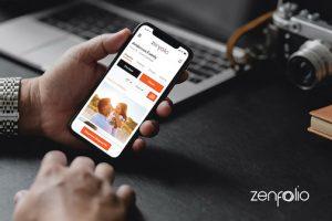 Zenfolio-app