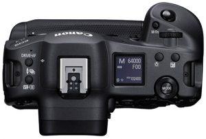 Canon-EOS-R3-top