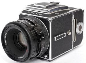 Hasselblad-501C photo and video kit hall of fame 2021