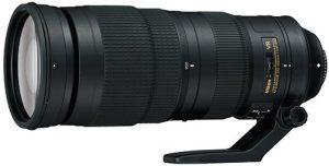 telephoto lens Nikon-AF-S-Nikkor-200-500mm-f5.6E-ED-VR-