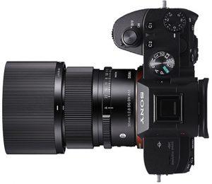Sigma-90mm-F2.8-DG-DN-_-Contemporary-on-camera